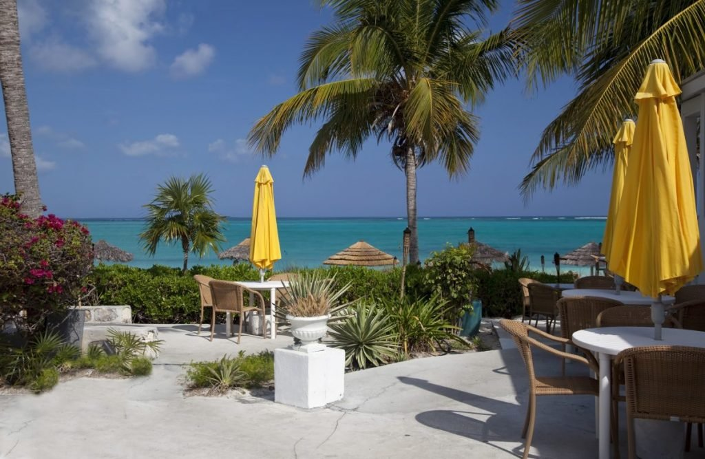 dining Turks and Caicos