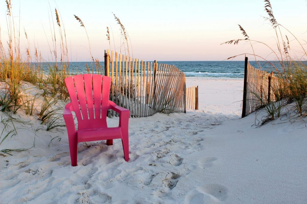 beaches Alabama