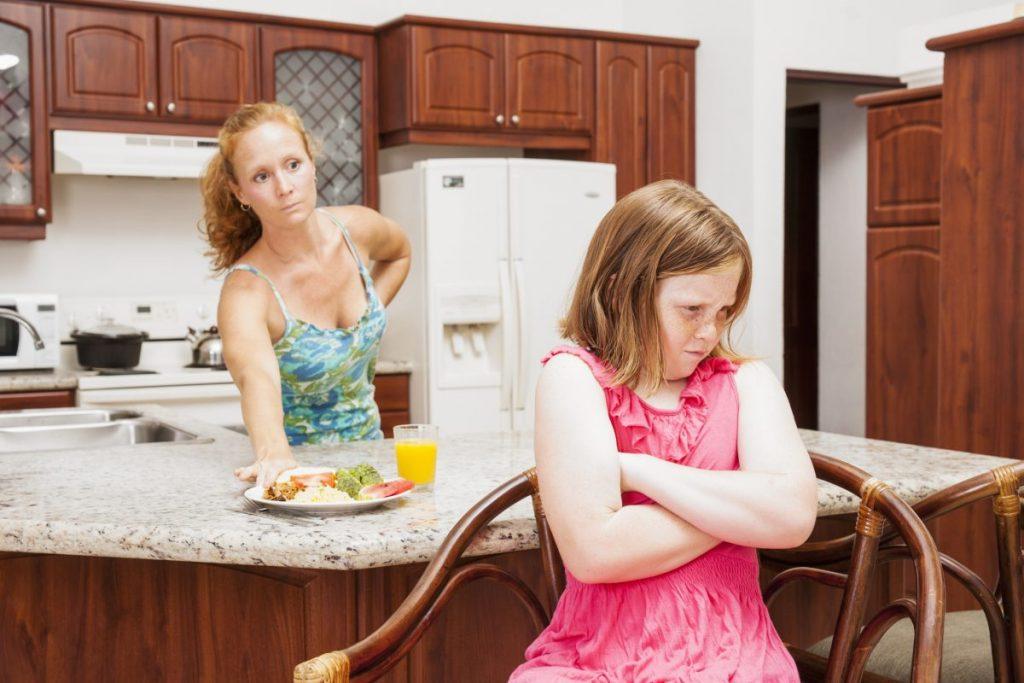 pickiness taste aversion