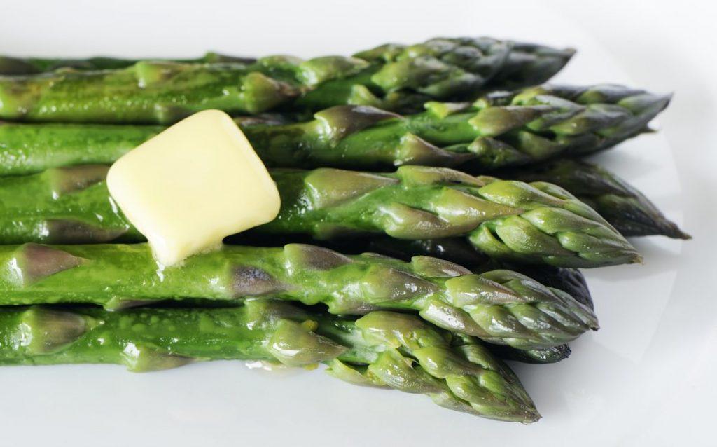 bake asparagus