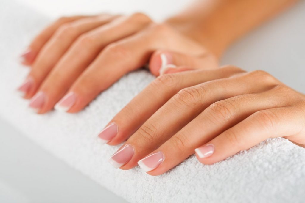 nails keratin is