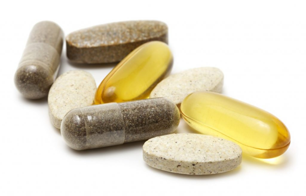 vitamin supplements ADHD