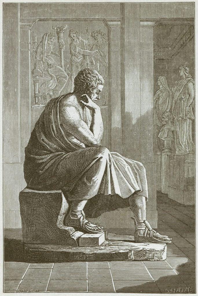 humanities Aristotle