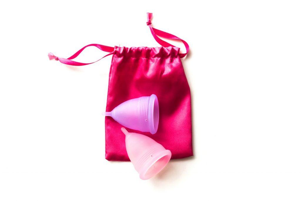 discrete Menstrual cups