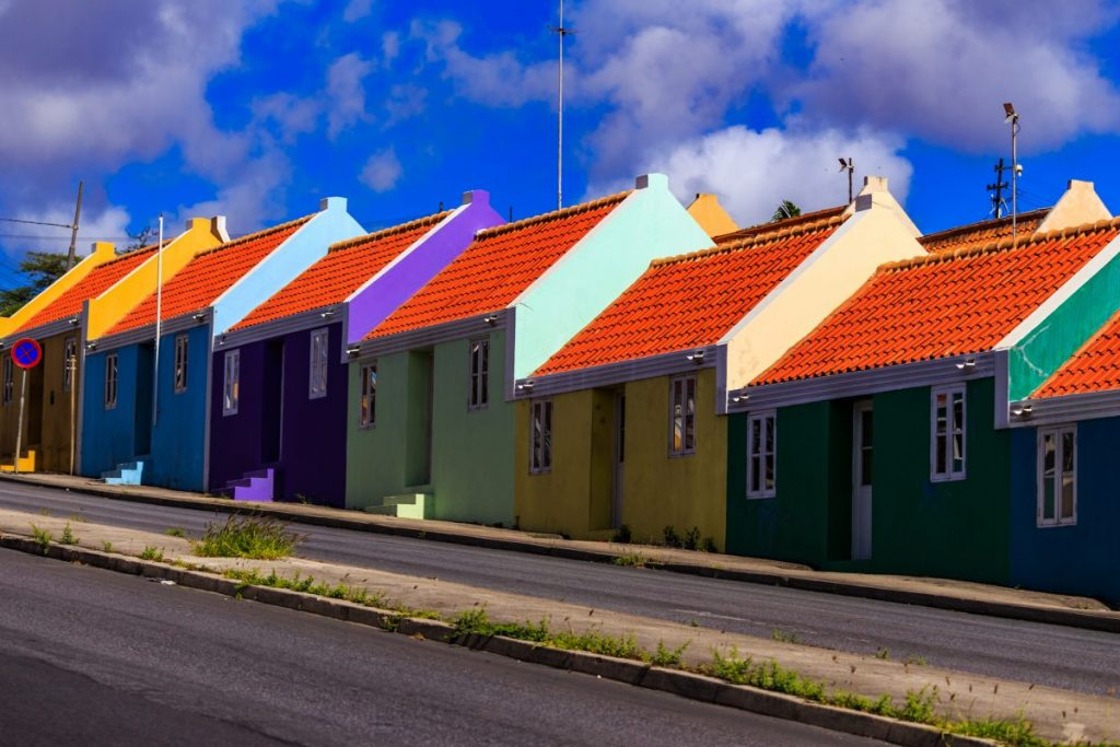 district Curacao