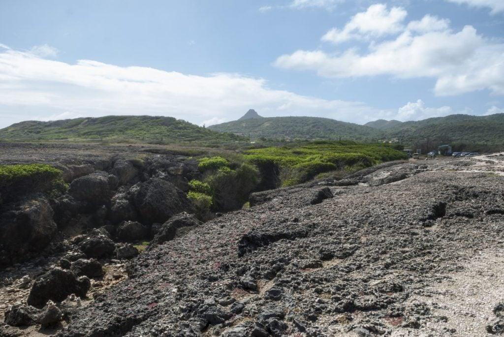 national park Curacao