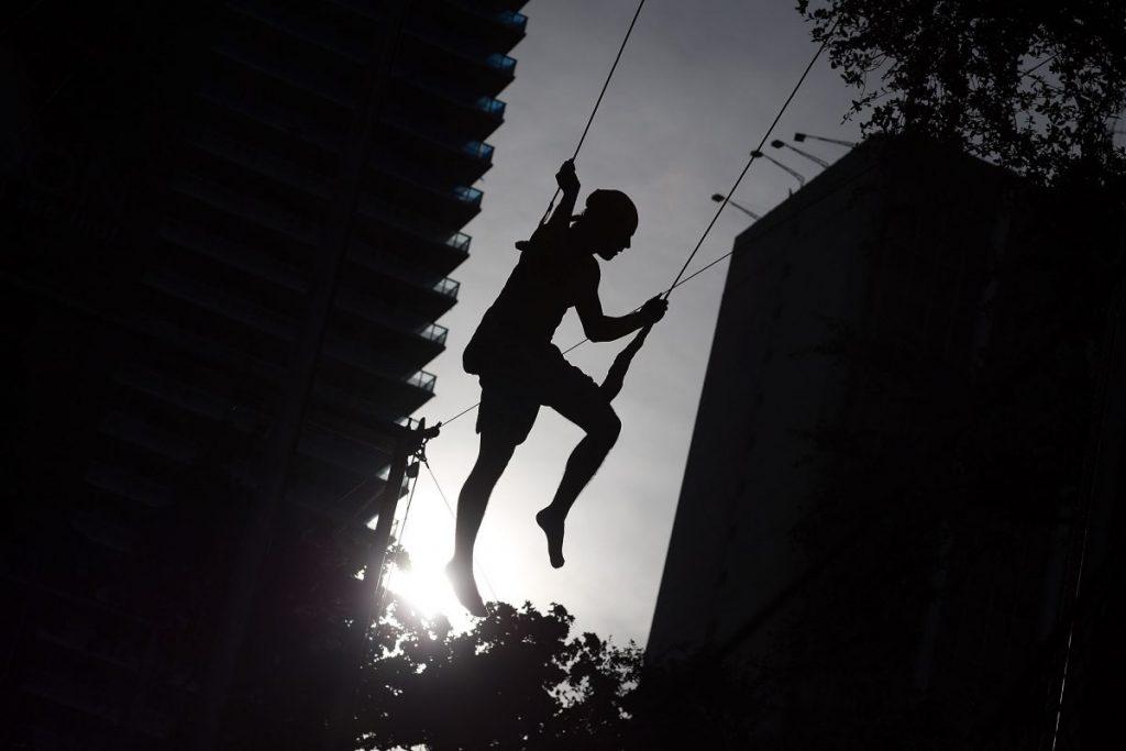 trapeze Anaheim