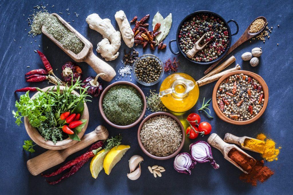 chloride in foods