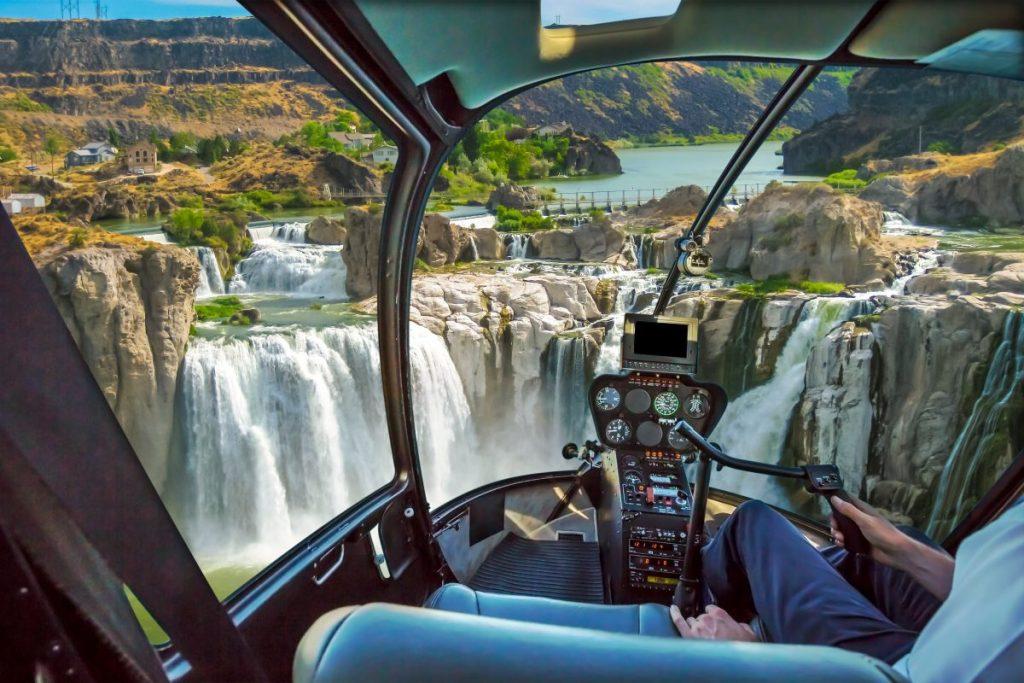 helicopter Niagara Falls