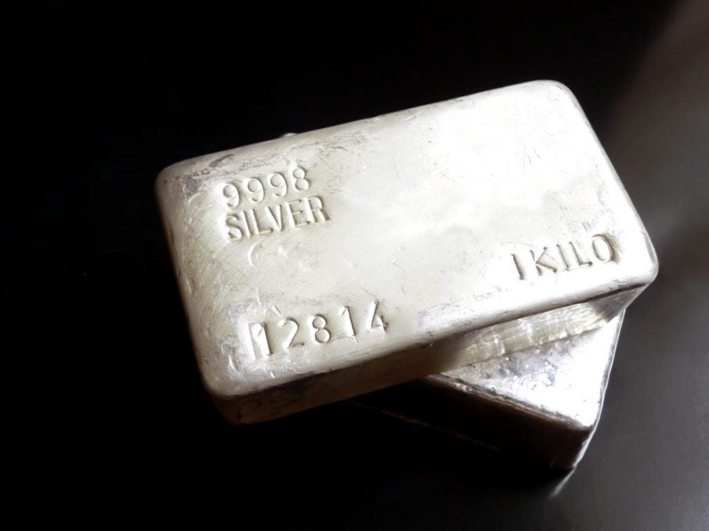 argyria silver