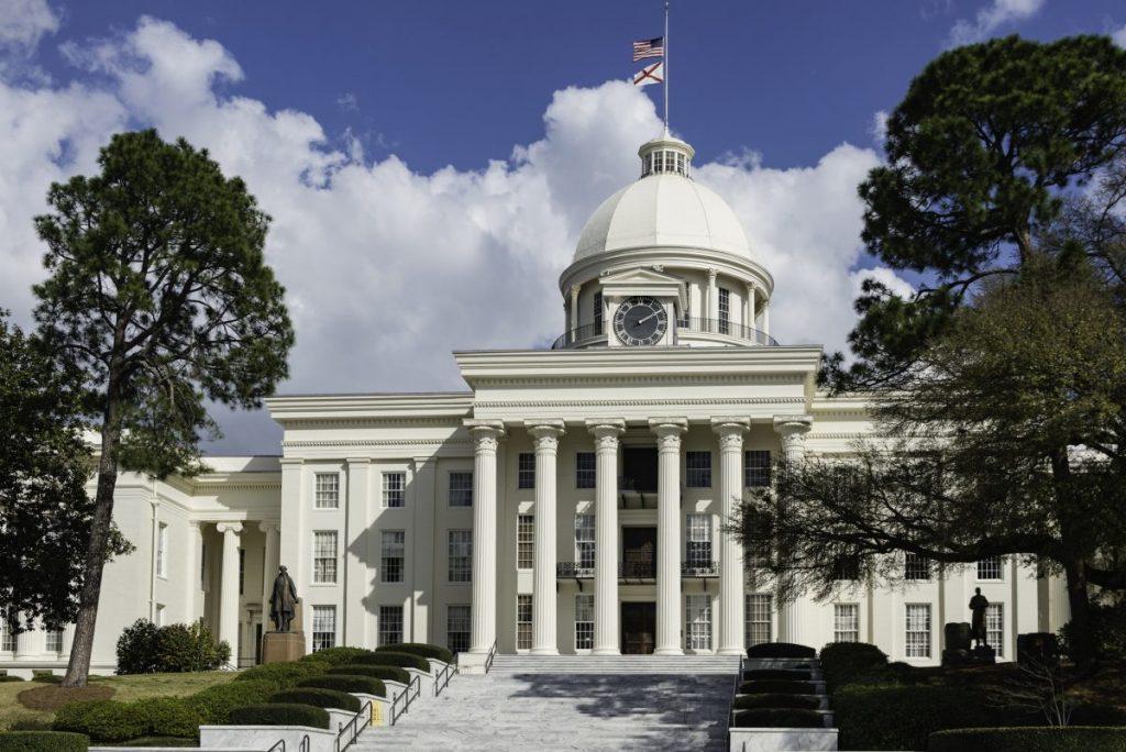 civil rights trail Alabama