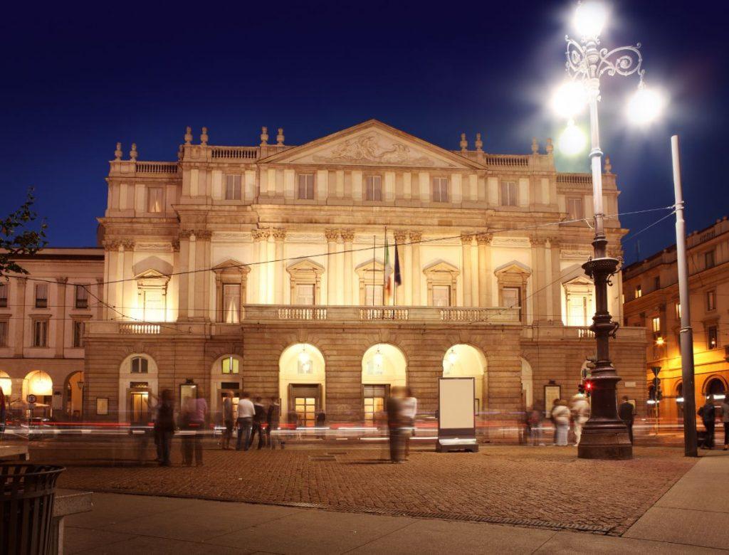 opera Milan
