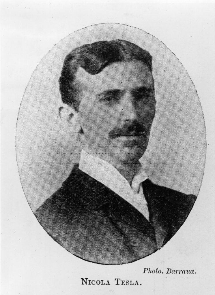 thomas edison Nikola Tesla