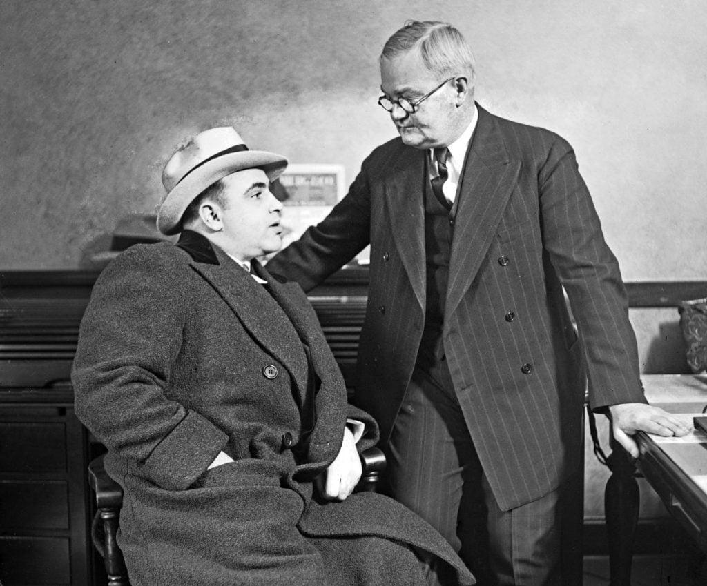 prison Al Capone
