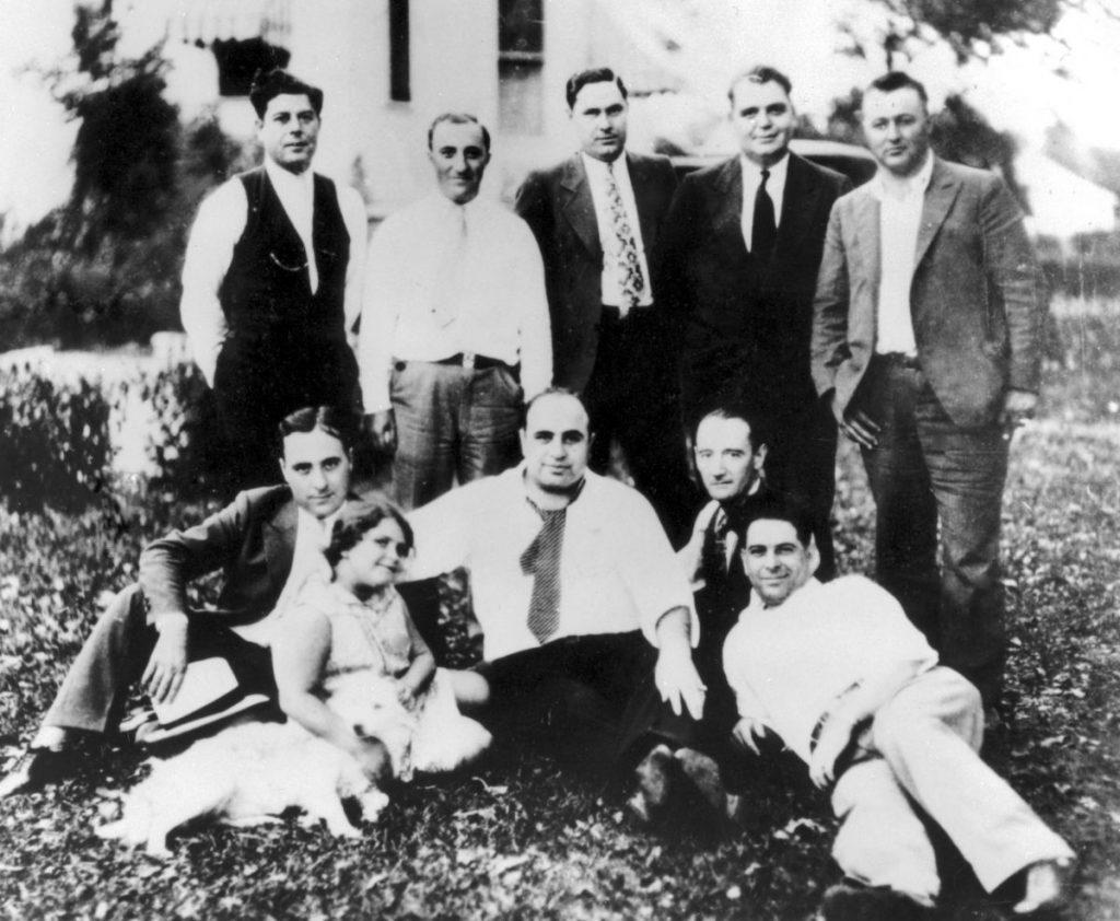 years Al Capone