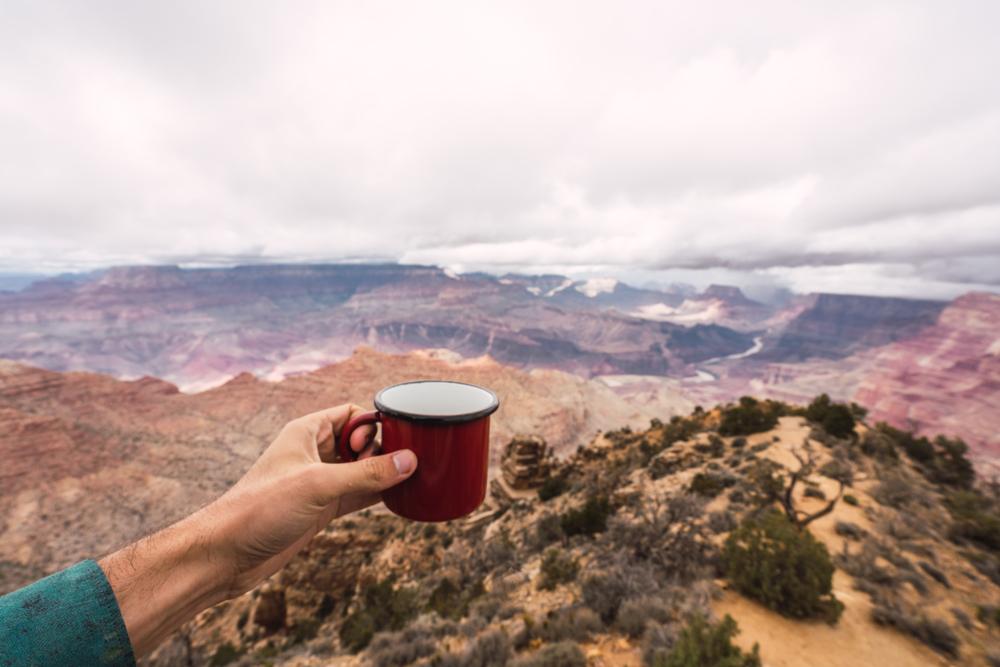 coffee Grand Canyon