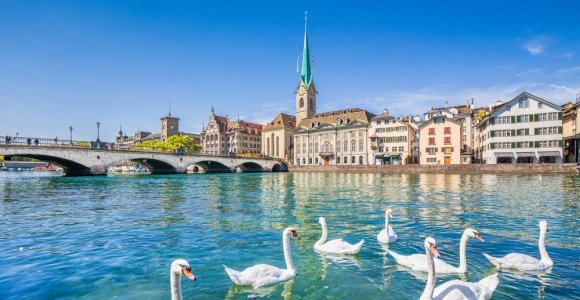 Historic and Outdoor Things to do in Zurich