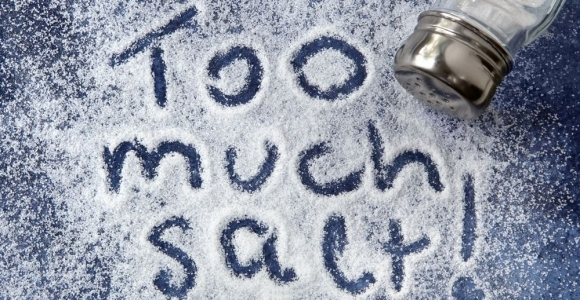 Are You Consuming Too Much Salt?
