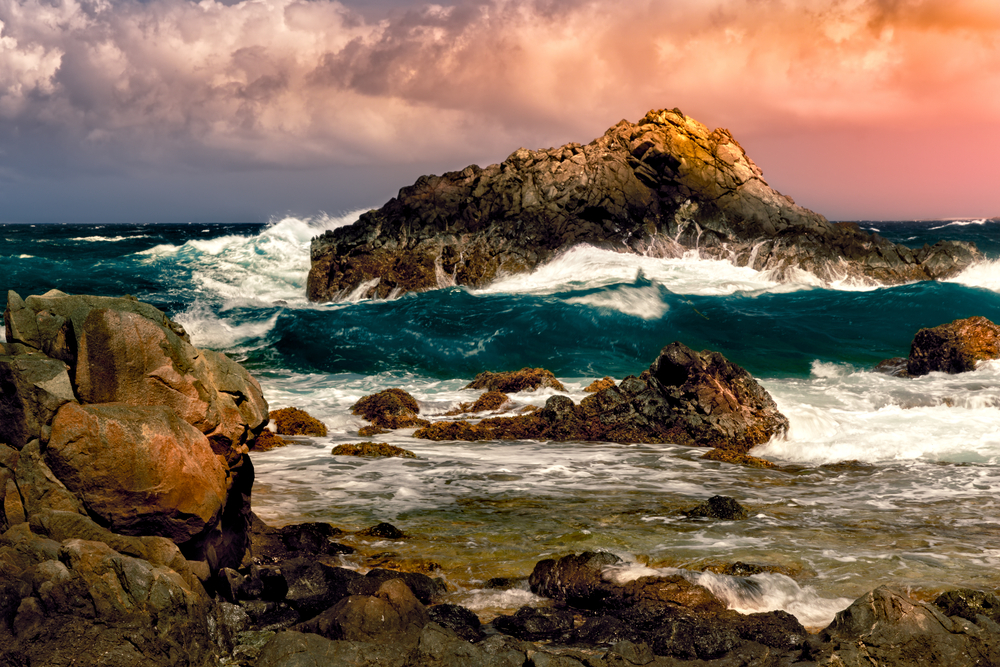 national park Aruba