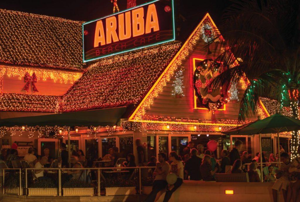 restaurants in Aruba