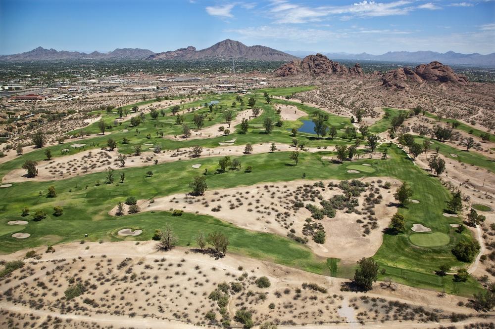 golf courses Phoenix