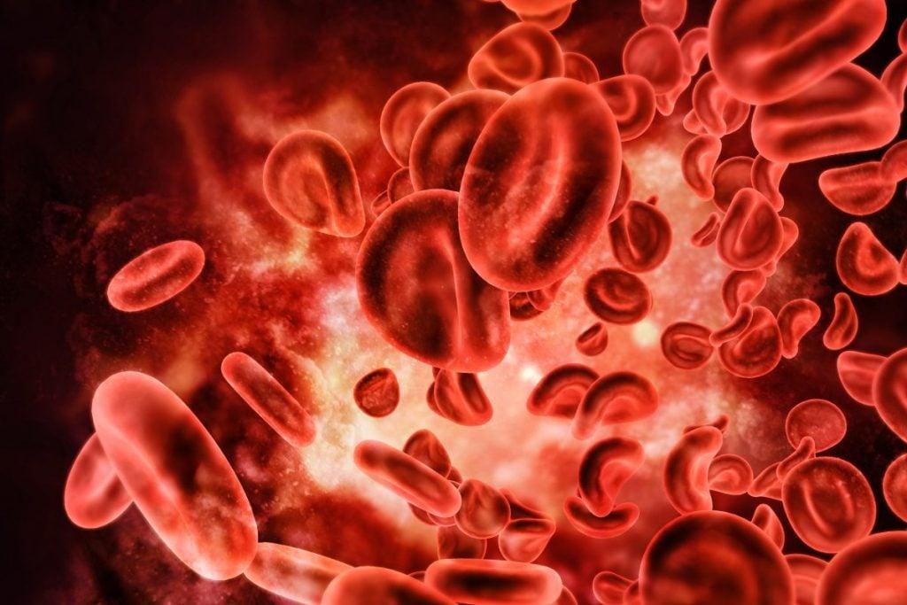 hemoglobin levels blood count