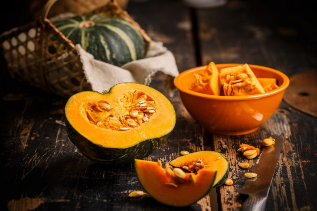 Pumpkin healthy