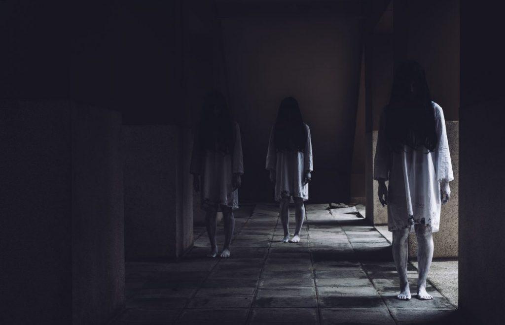poltergeist ghost