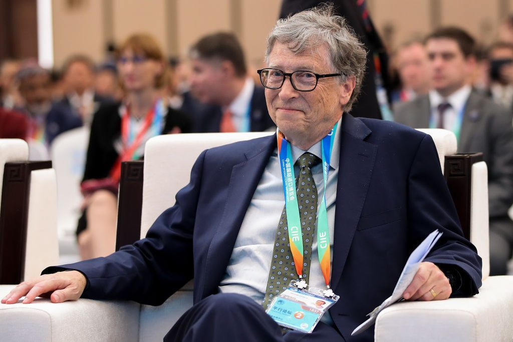 Bill Gates software foundation