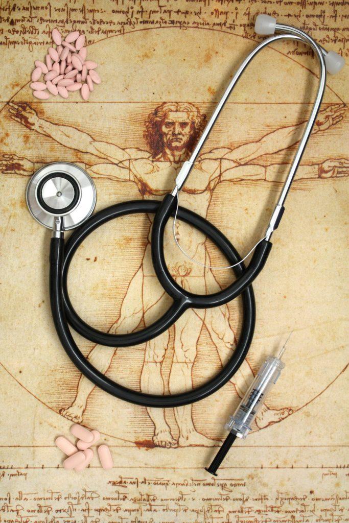 anatomy Leonardo da Vinci