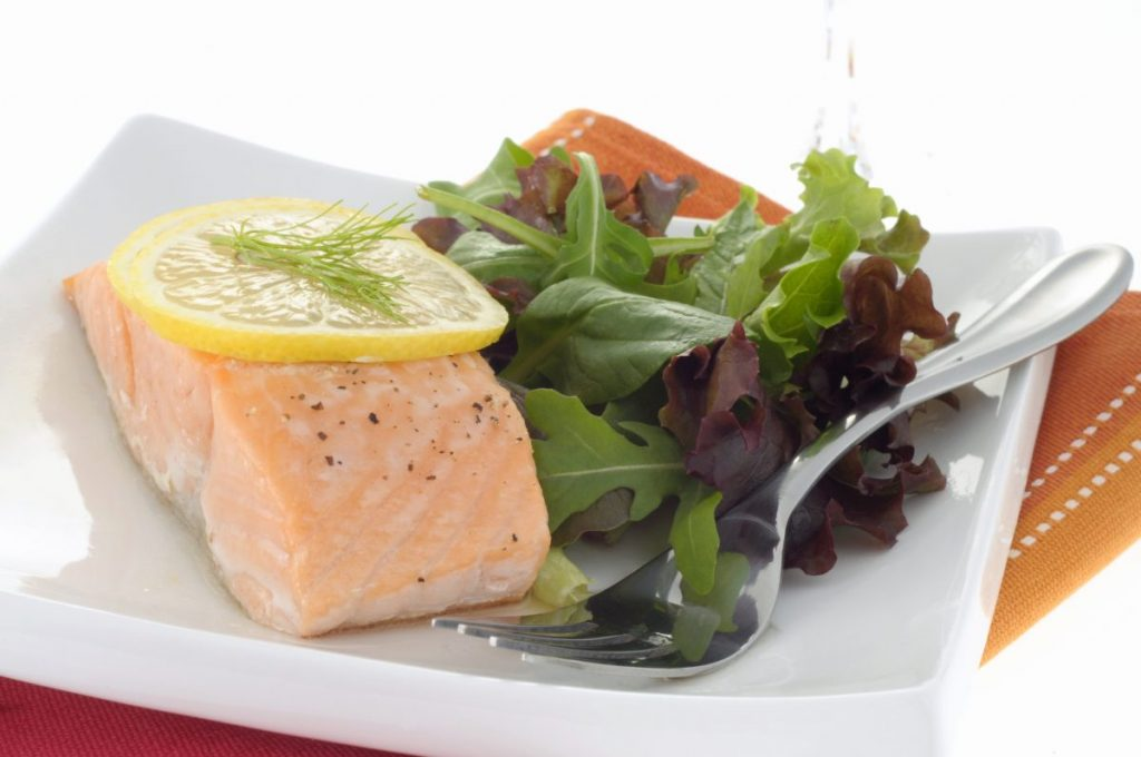 cook salmon recipe