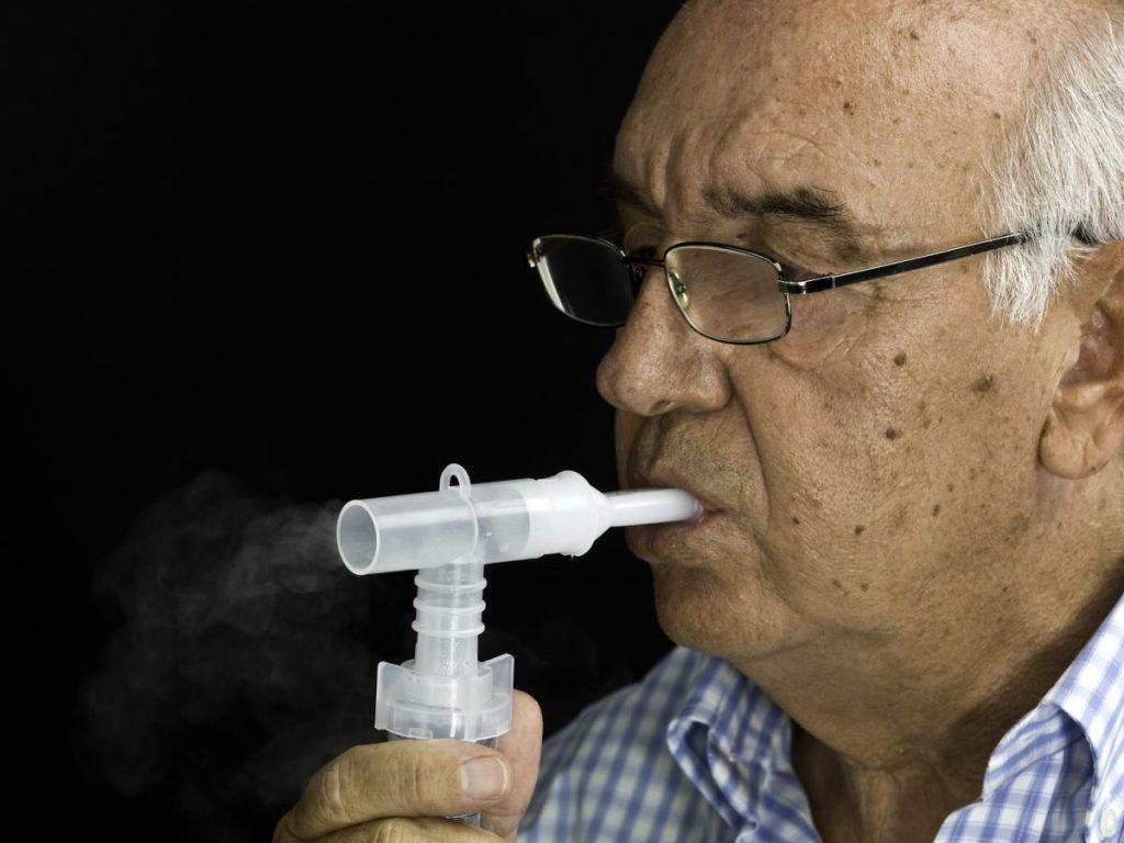 treating Black lung disease