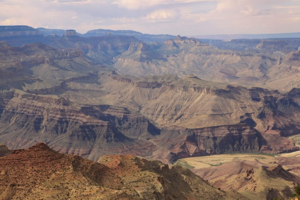 strength of the Grand Canyon Skywalk