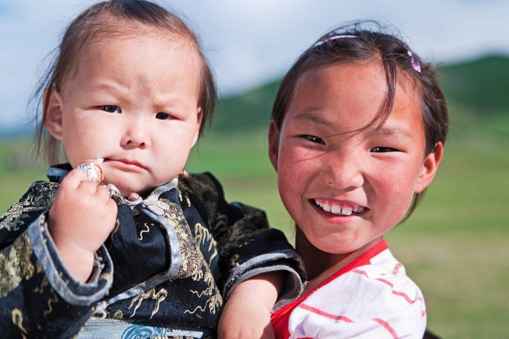 Genghis Khan children