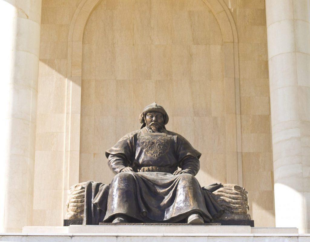 enemy Genghis Khan mongolia