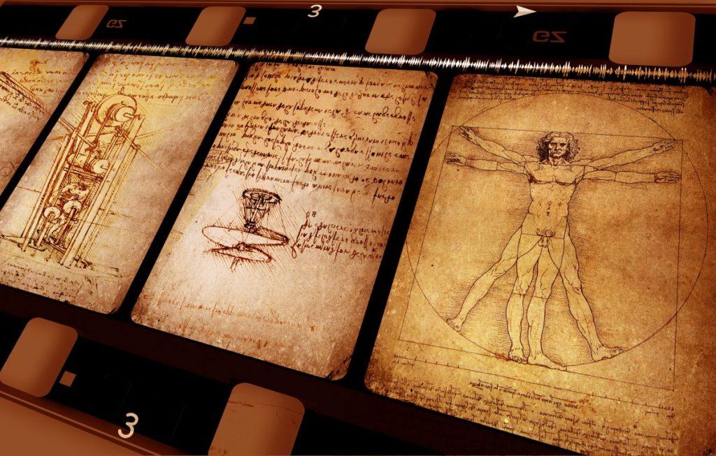Leonardo da Vinci florence