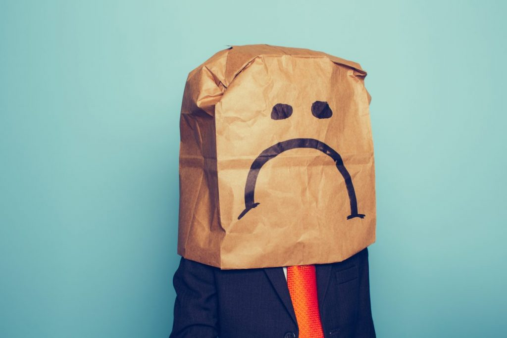 why do we feel sad