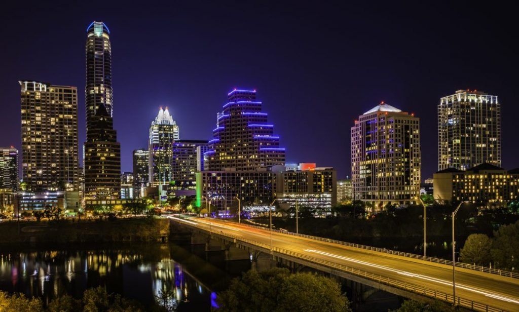 Austin Congress Bridge bats