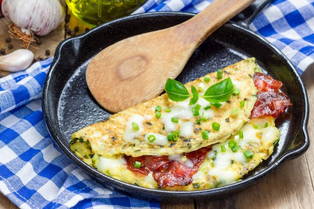 how to cook an omelet