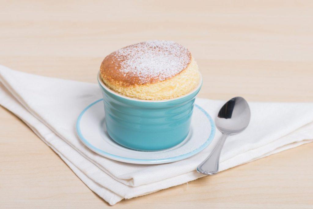 souffle dish