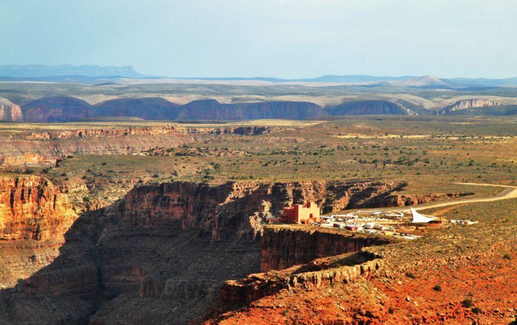 proposals at Grand Canyon Skywalk