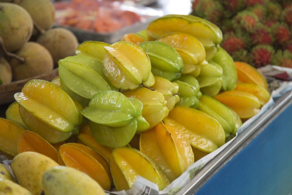 storage star fruit