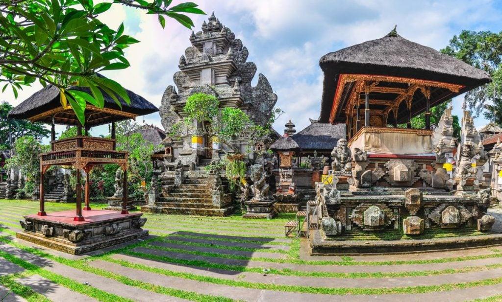 Bali royal