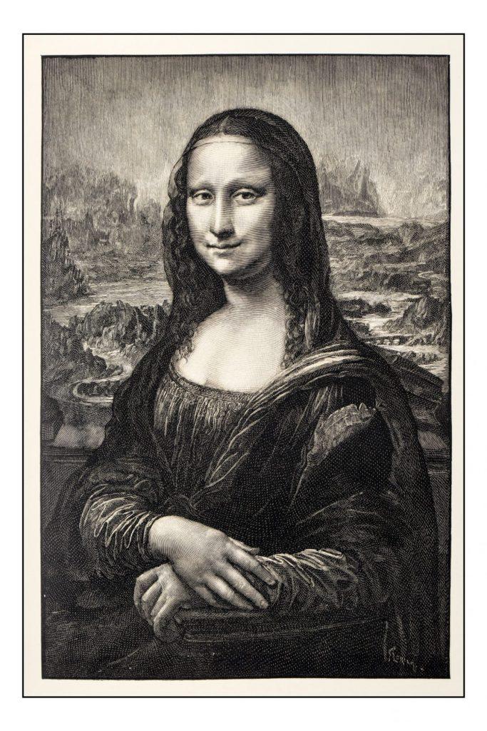 painting Leonardo da Vinci