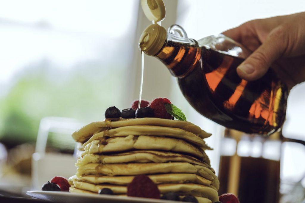 kid friendly pancake