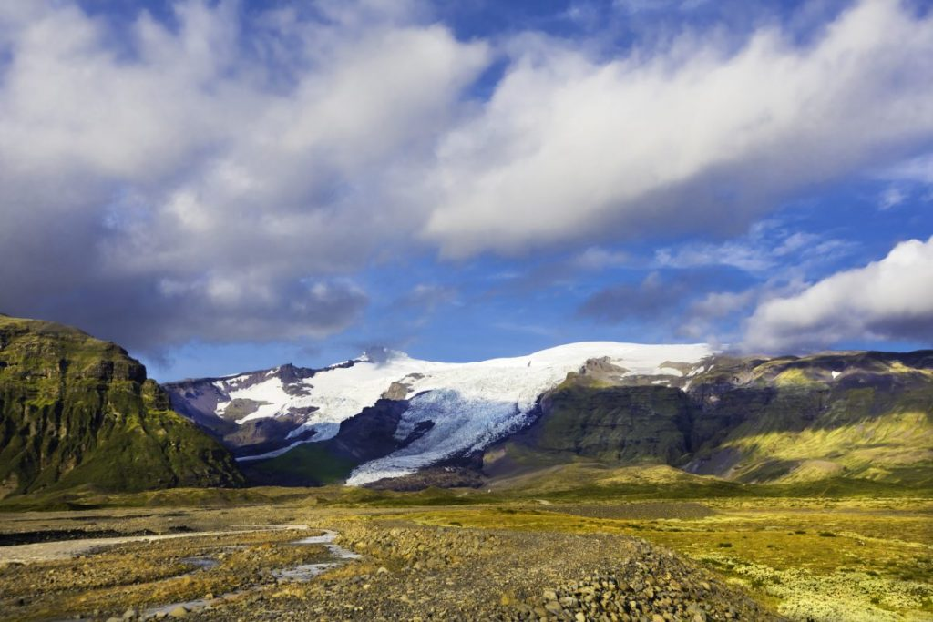 Travel the Ring Road to see some of Iceland's top spots.