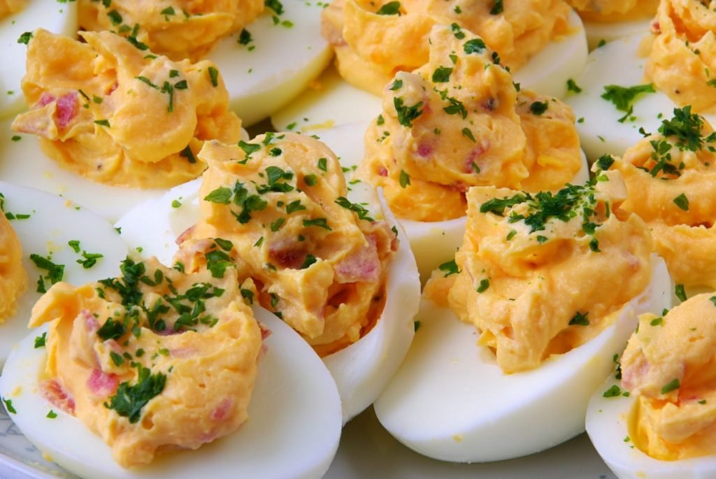 sriracha egg recipes