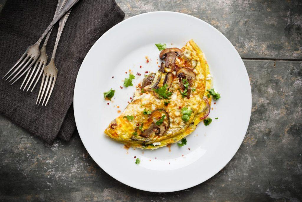 eggs omelets