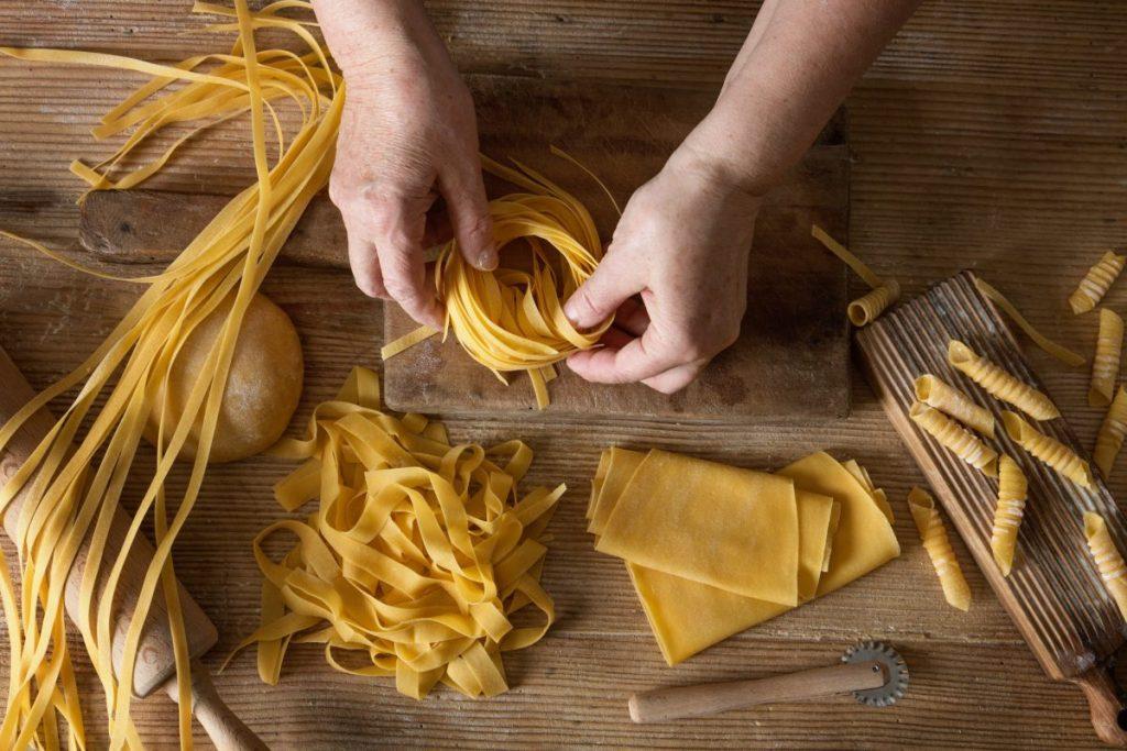 pasta in instant pot