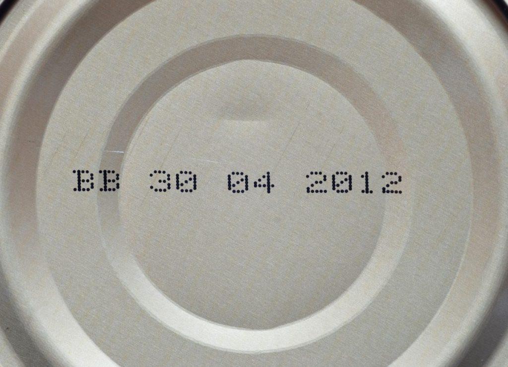 expiry dates